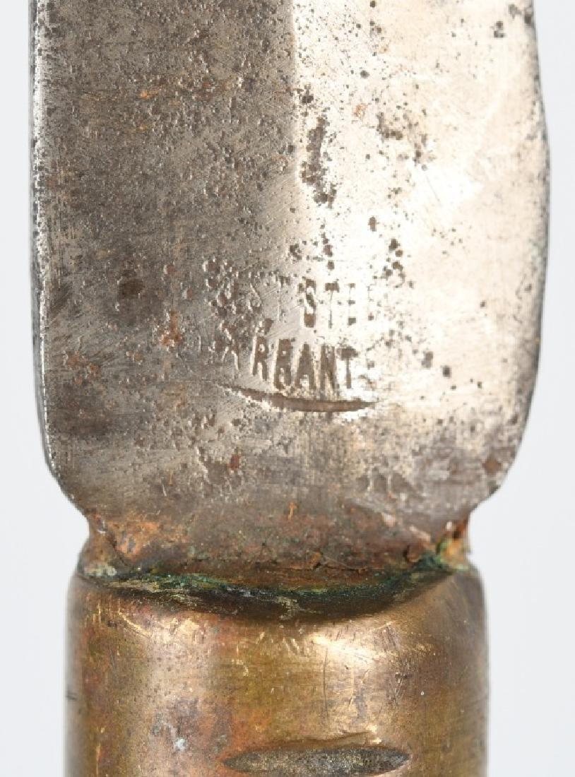 WWII FAIRBAIRN SYKES FIGHTING KNIFE + THEATER MDE - 6