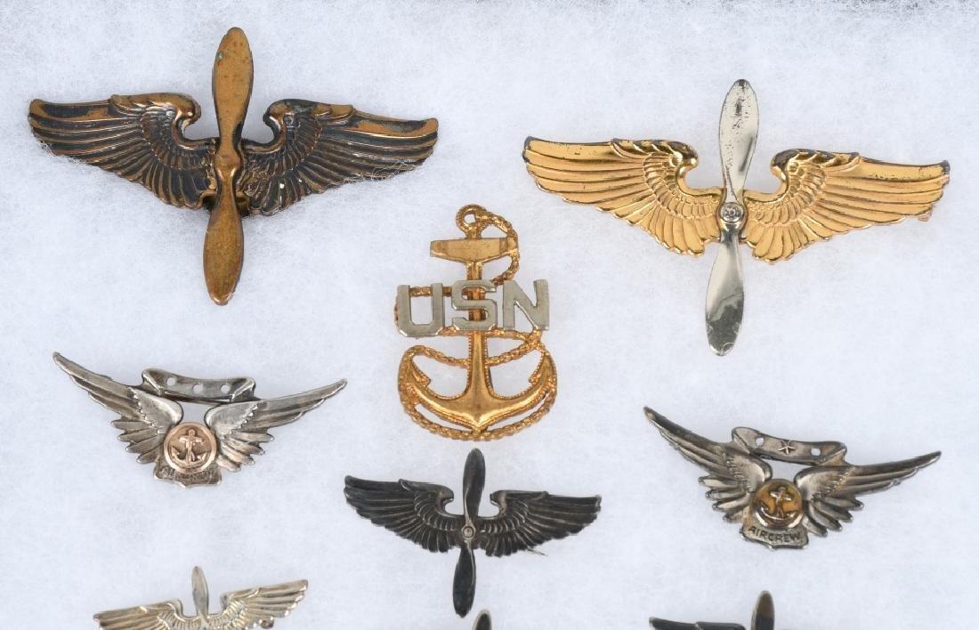 WWII & POST AAF & NAVY - MARINE AVIATION INSIGNIA - 2