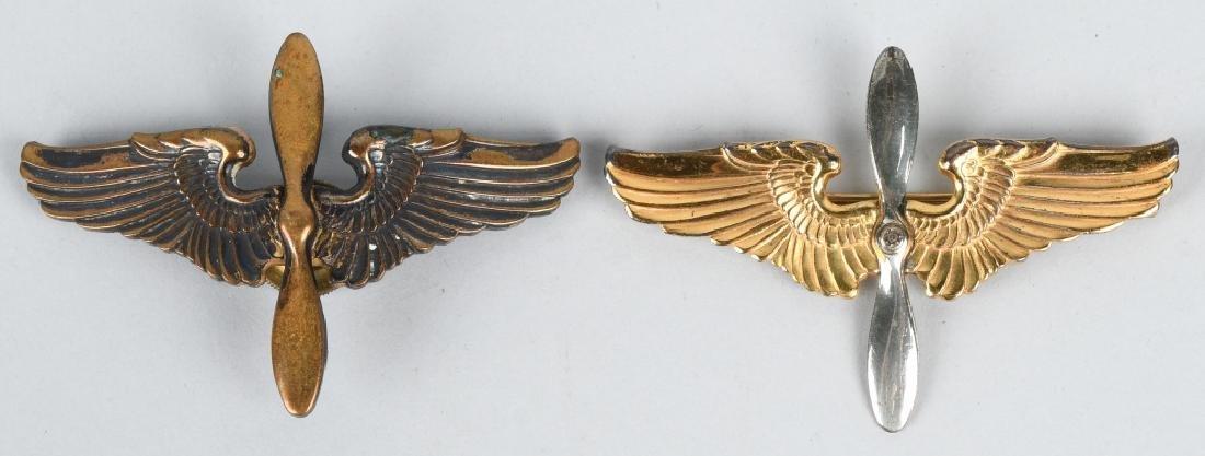WWII & POST AAF & NAVY - MARINE AVIATION INSIGNIA - 5