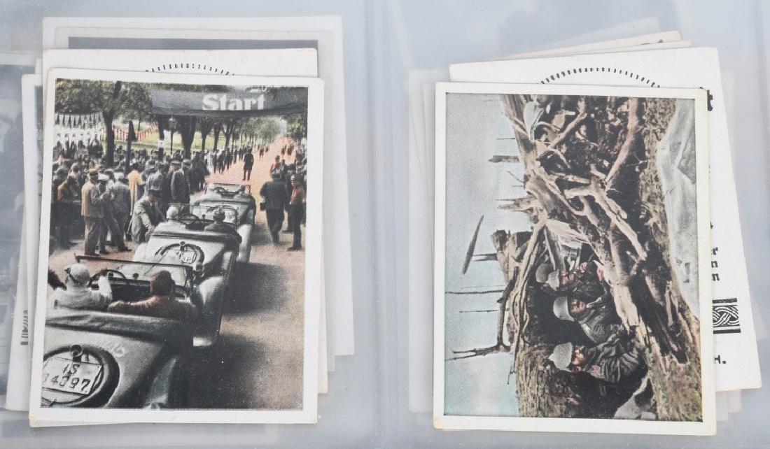 WWII - KOREA 2 LARGE BINDERS - PHOTOS & EPHEMERA - 8