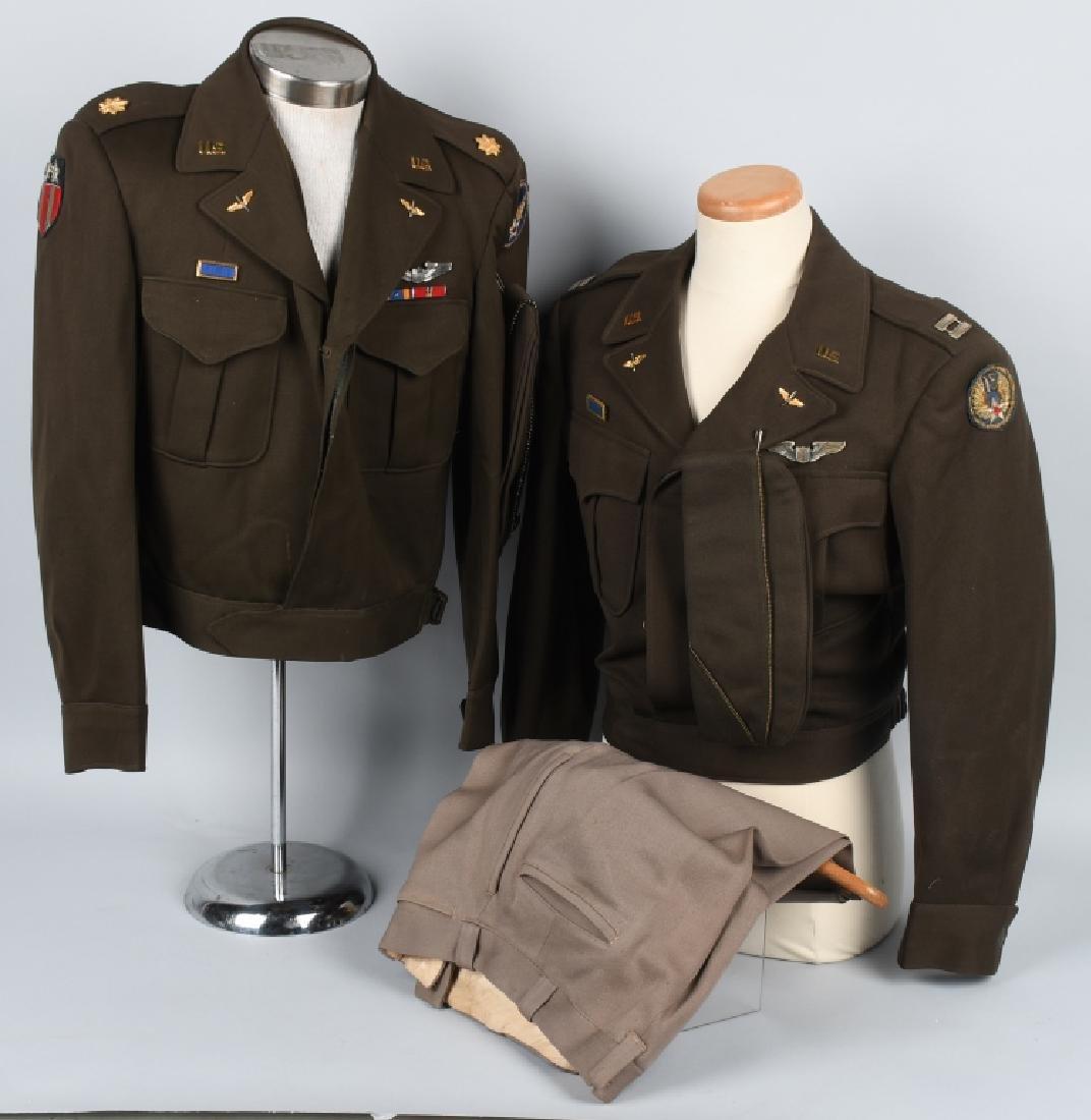 WWII 15TH U.S. AAF UNIFORMS CBI & 15TH AAF (2)