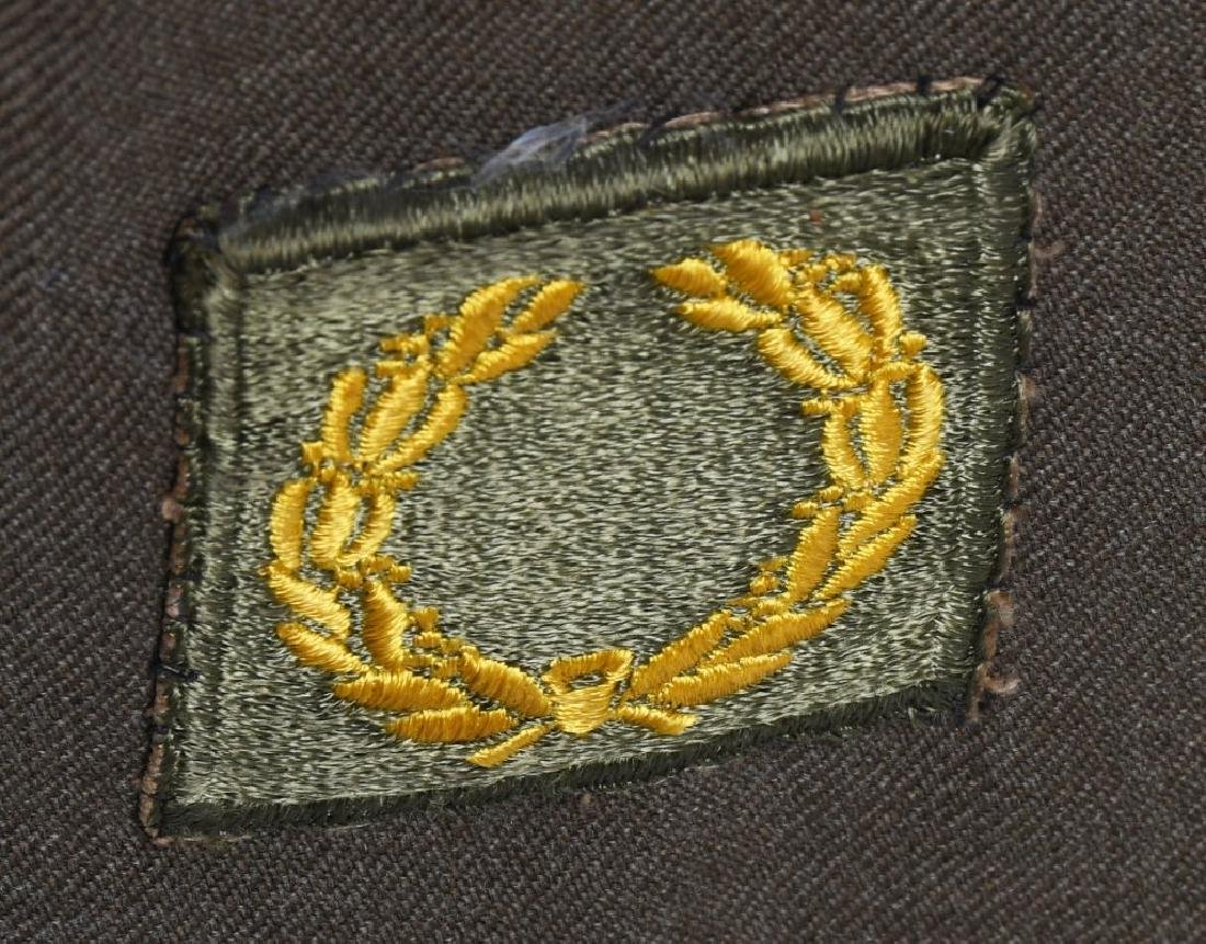 WWII U.S. ARMY PACIFIC THEATER UNIFORM LOT (4) - 6