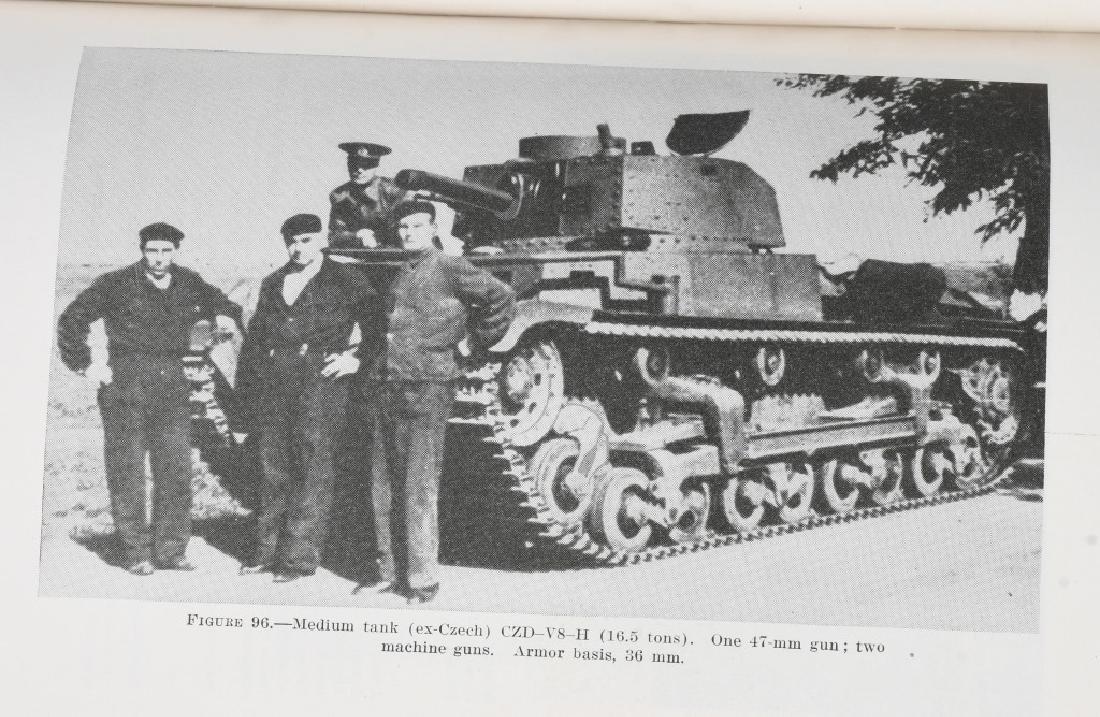 WWII US 1941 TECH MANUAL GERMAN MILITARY TM 30-450 - 4