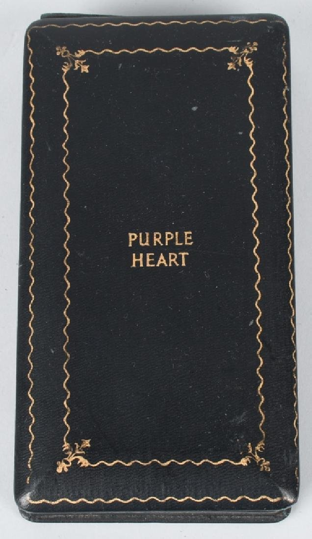 WWII U.S. PURLPE HEART GROUP - BEREA OHIO SOLDIER - 6