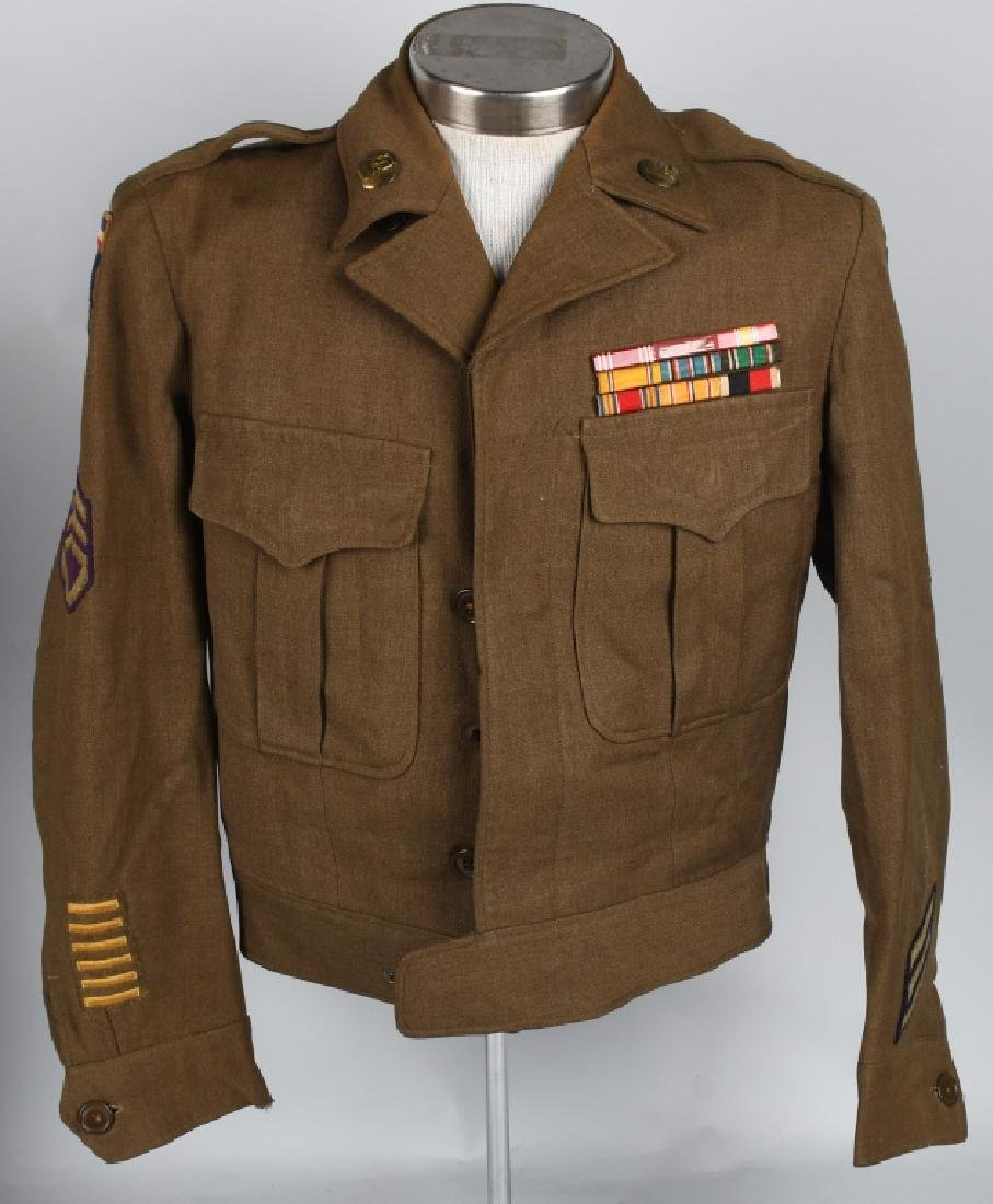 U.S. WWII - VETNAM CLOTHING LOT - 4