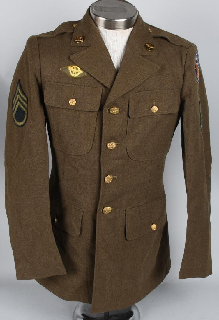U.S. WWII - VETNAM CLOTHING LOT - 9