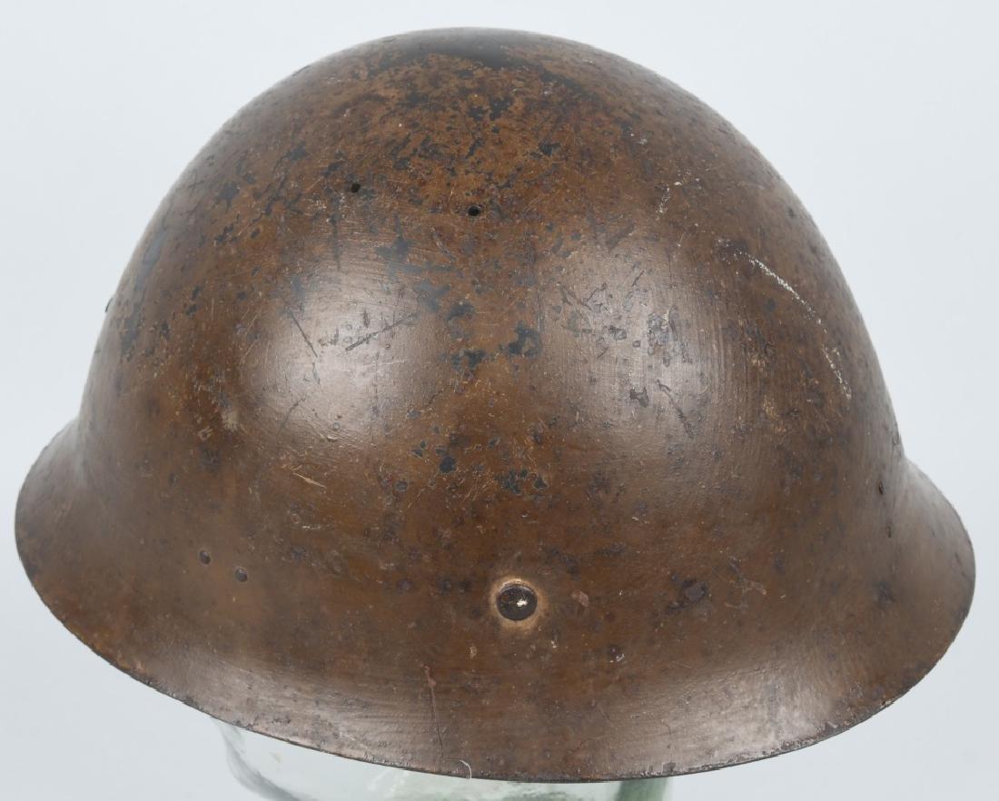 WWII JAPANESE ARMY TYPE 90 HELMET - 2