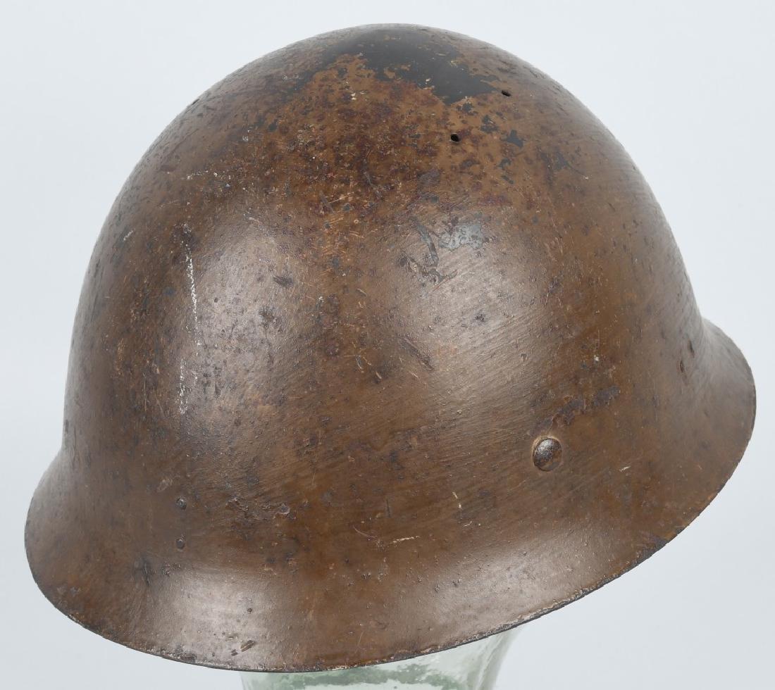 WWII JAPANESE ARMY TYPE 90 HELMET - 3