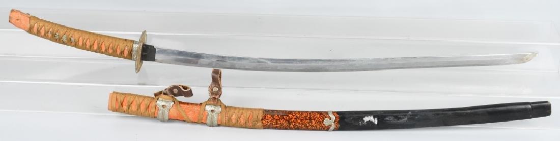 CONTEMPORARY JAPANESE STYLE KATANA SWORD