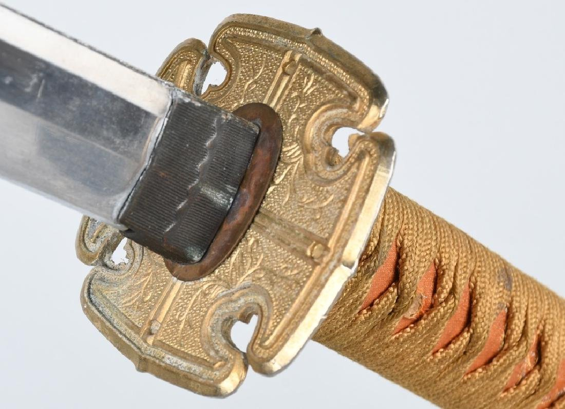 CONTEMPORARY JAPANESE STYLE KATANA SWORD - 3