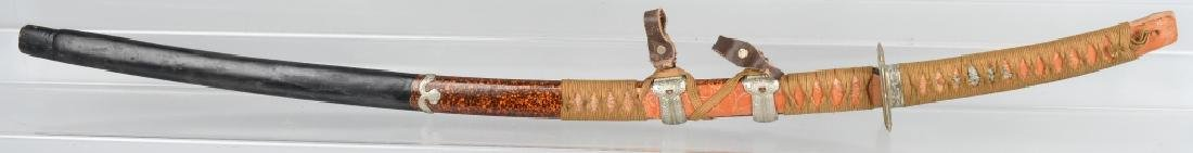 CONTEMPORARY JAPANESE STYLE KATANA SWORD - 6