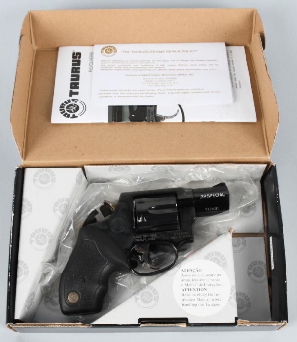 TAURUS MODEL 856 .38 SPECIAL REVOLVER, BOXED