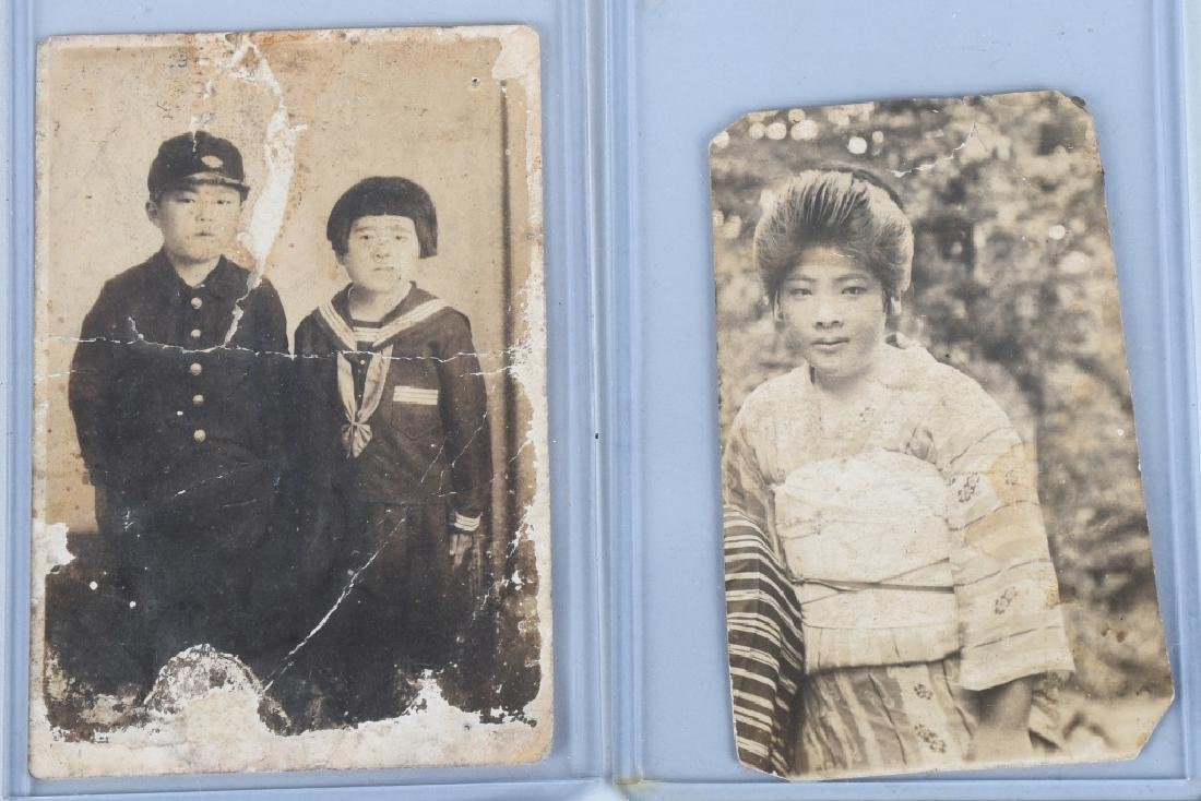 WWII JAPANESE LOT INC. OKINAWA SOUVENIR - 6