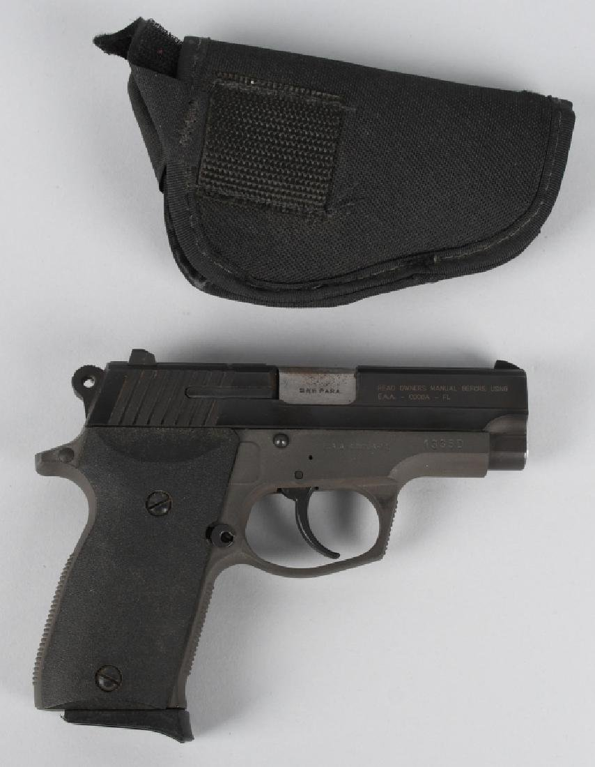 ASTRA SPAIN MODEL A-75L 9mm PISTOL