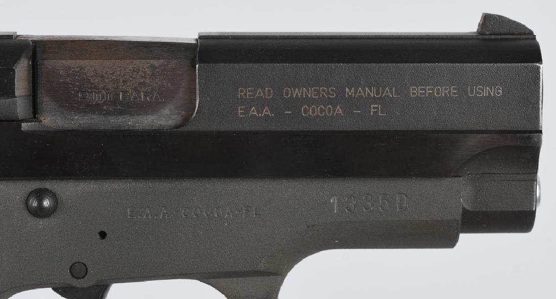 ASTRA SPAIN MODEL A-75L 9mm PISTOL - 5