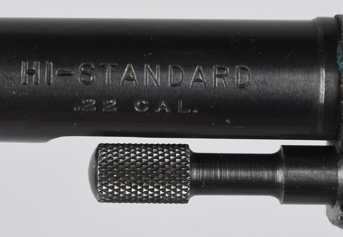 HI-STANDARD SENTINEL .22 REVOLVER - 4