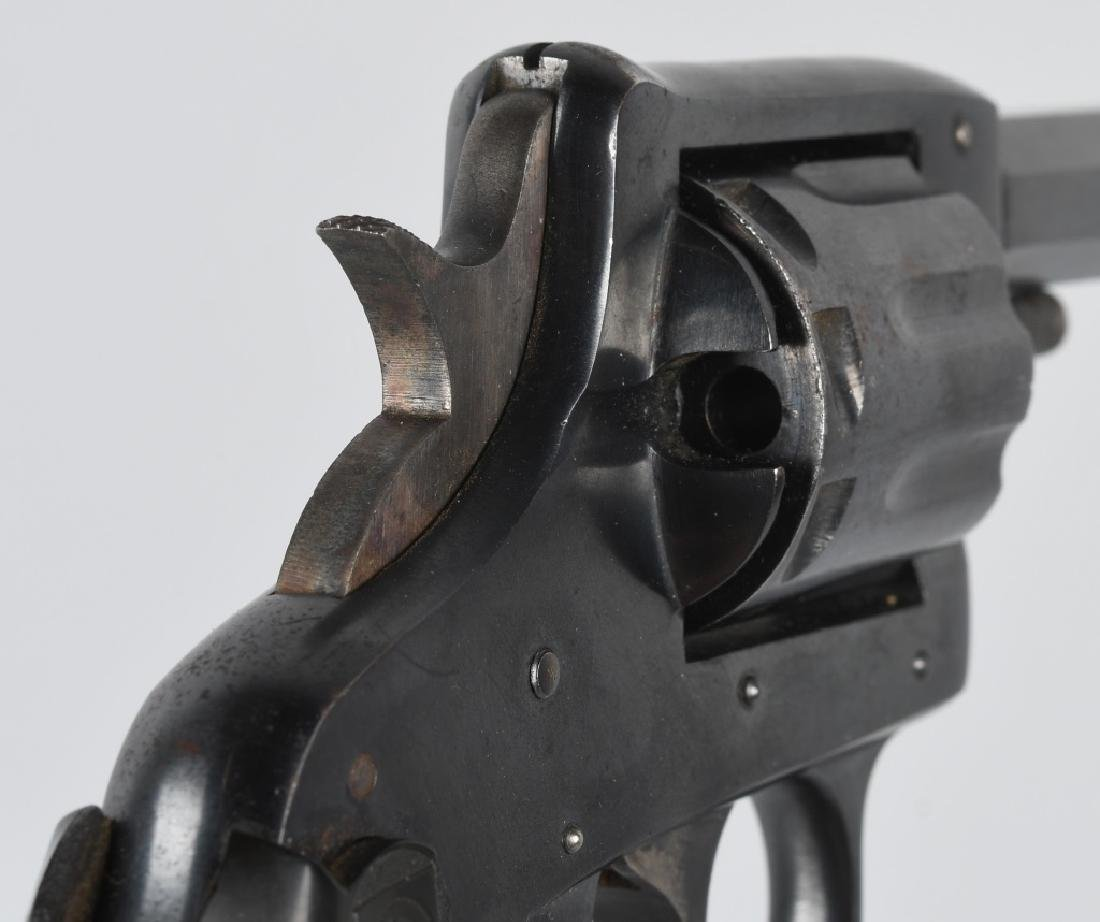 H&R MODEL 922, .22 TARGET REVOLVER - 4