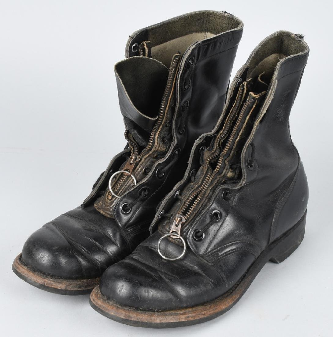 VIETNAM WAR JUNGLE BOOTS & GZ TREADLIGHT BOOTS - 2