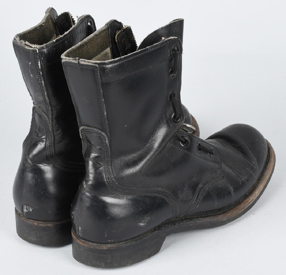 VIETNAM WAR JUNGLE BOOTS & GZ TREADLIGHT BOOTS - 3