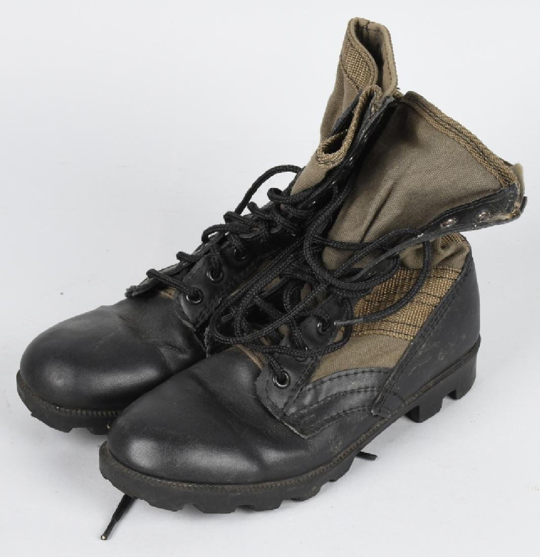 VIETNAM WAR JUNGLE BOOTS & GZ TREADLIGHT BOOTS - 5