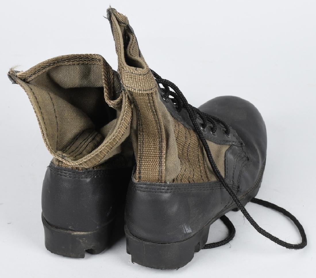 VIETNAM WAR JUNGLE BOOTS & GZ TREADLIGHT BOOTS - 6