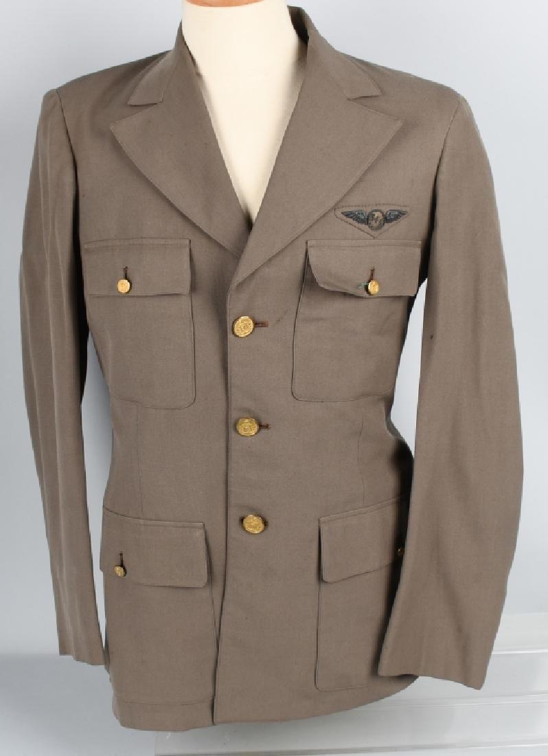 U.S. 1940S -50S AIRLINE JACKETS W/ WINGS - 2