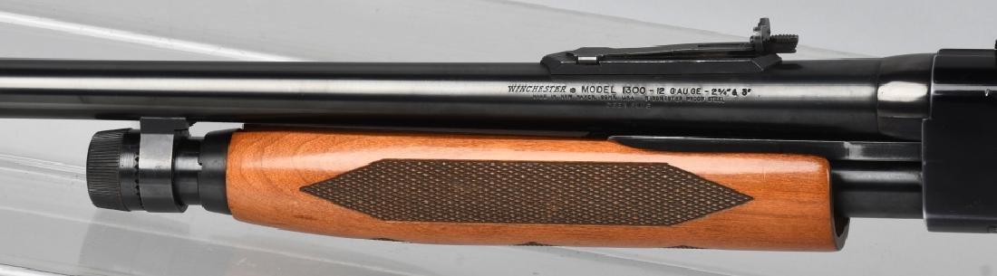WINCHESTER MODEL 1300, 12 GA. PUMP SHOTGUN - 8