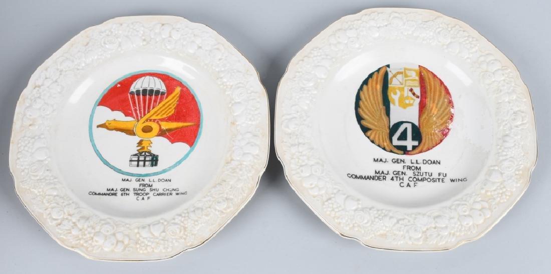 U.S PRESENTATION PLATE SET TO MAJ GENERAL L.L.DOAN - 6