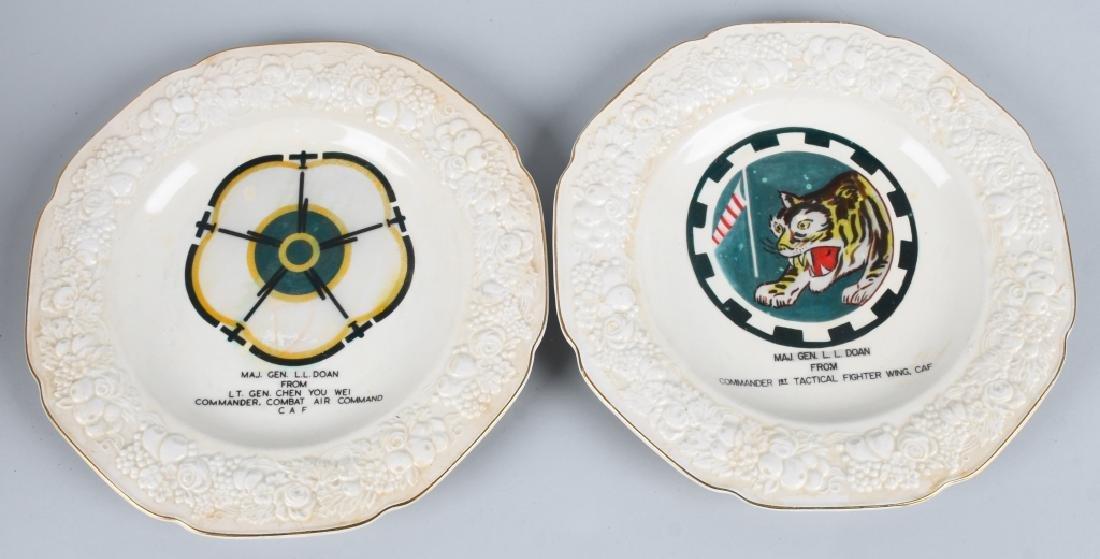 U.S PRESENTATION PLATE SET TO MAJ GENERAL L.L.DOAN - 7