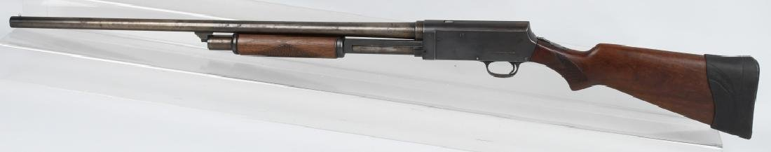 WARD'S WESTERN FIELD MODEL 30 16GA, PUMP SHOTGUN - 5