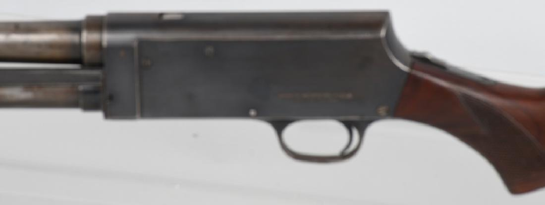 WARD'S WESTERN FIELD MODEL 30 16GA, PUMP SHOTGUN - 6