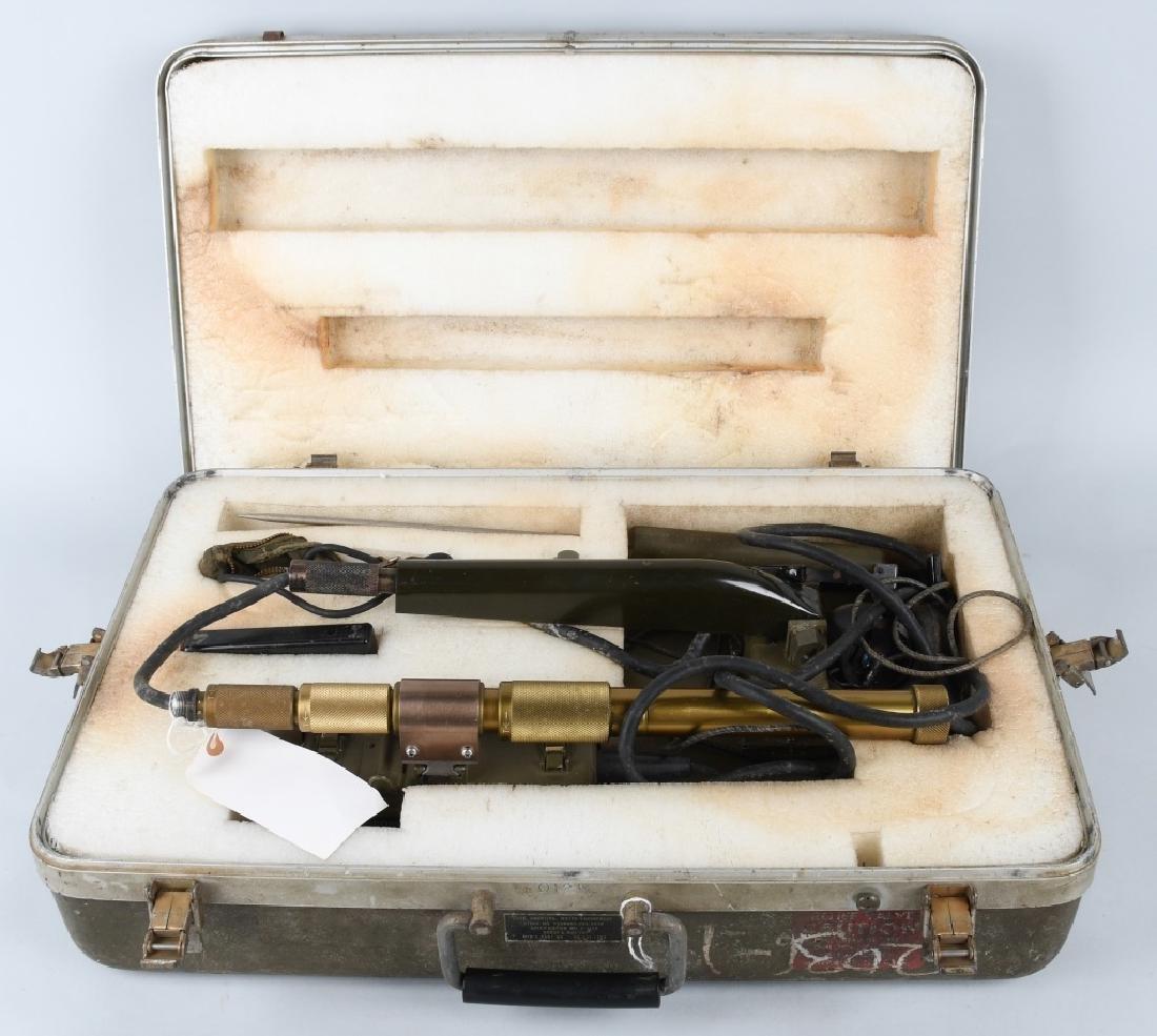 VIETNAM WAR U.S. MINE SWEEPER - DETECTOR
