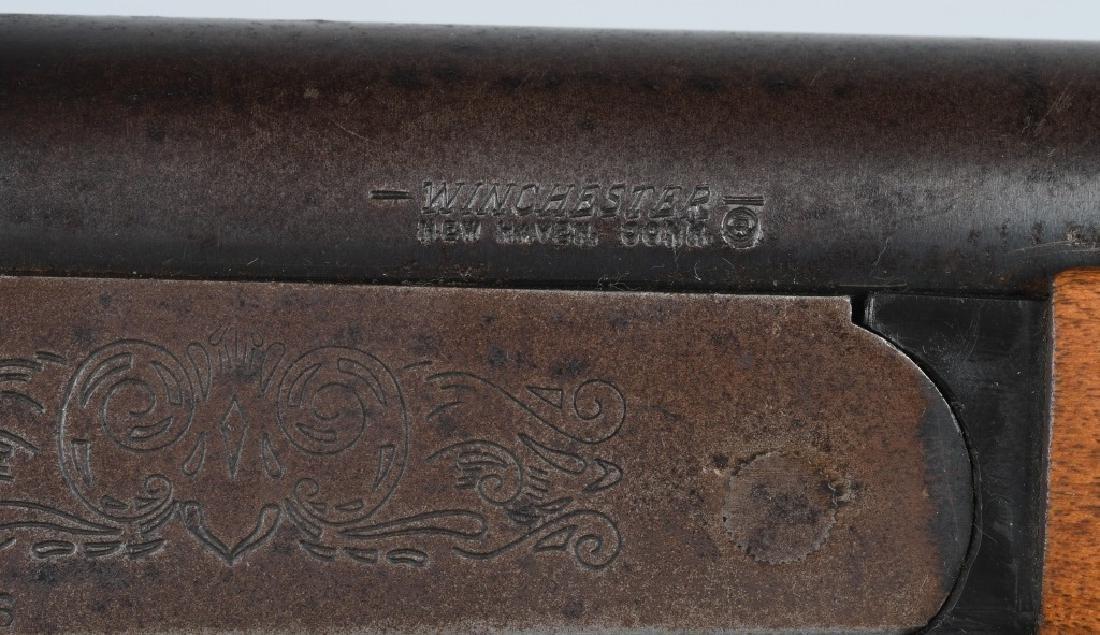 WINCHESTER MODEL 37A, SINGLE SHOT 12 GA. SHOTGUN - 10