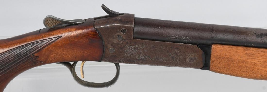 WINCHESTER MODEL 37A, SINGLE SHOT 12 GA. SHOTGUN - 2