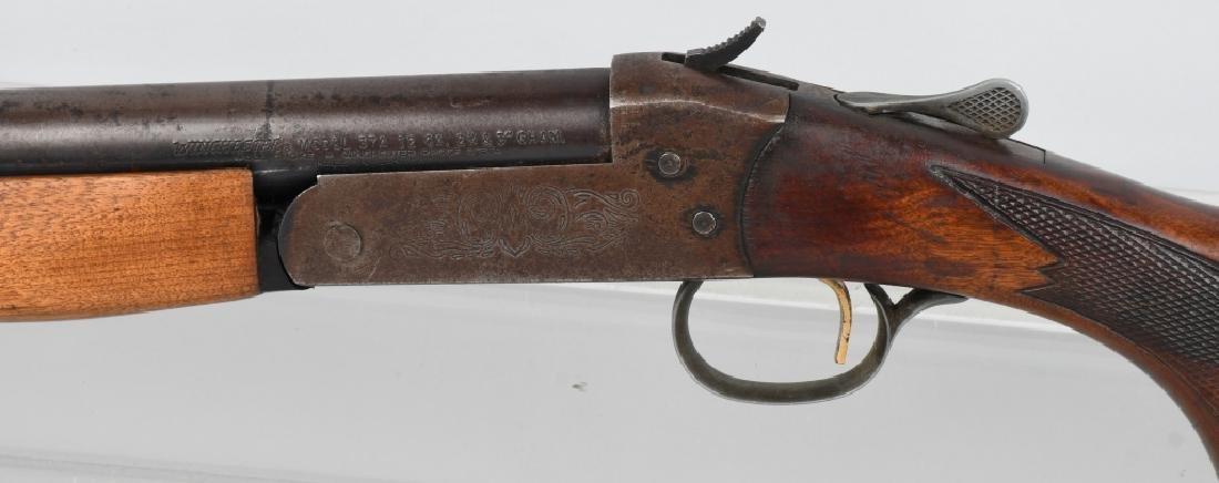 WINCHESTER MODEL 37A, SINGLE SHOT 12 GA. SHOTGUN - 6