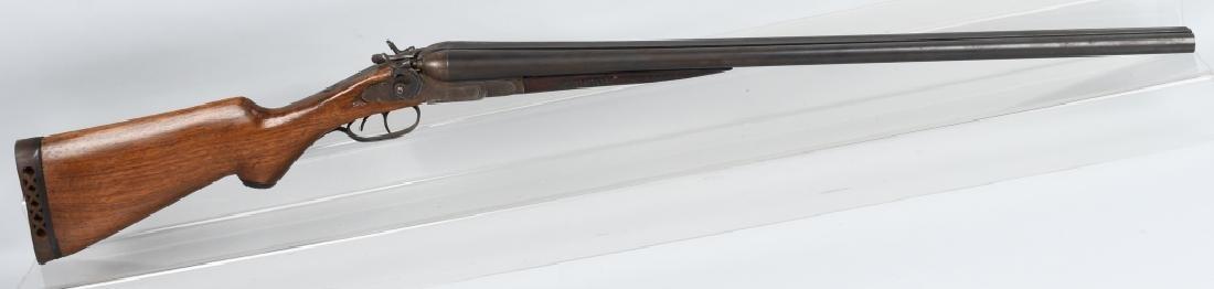 AMERICAN GUN CO. NY, SxS 12 GA. SHOTGUN