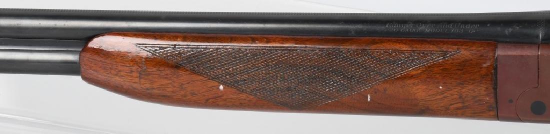 RANGER MODEL 103-6 O/U .20 GA. SHOTGUN - 8
