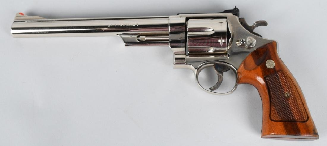 SMITH & WESSON, 29-2 .44 MAG REVOLVER, BOXED - 3