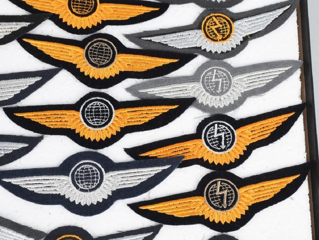 GERMAN AIR FORCE WINGS LOT - 4