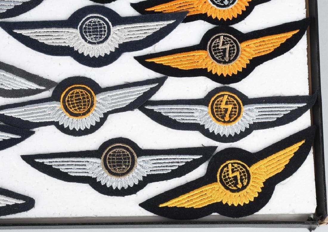 GERMAN AIR FORCE WINGS LOT - 5