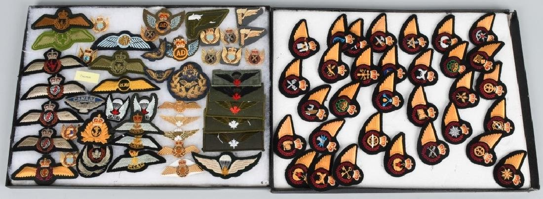 CANADIAN AIR FORCE WINGS LOT