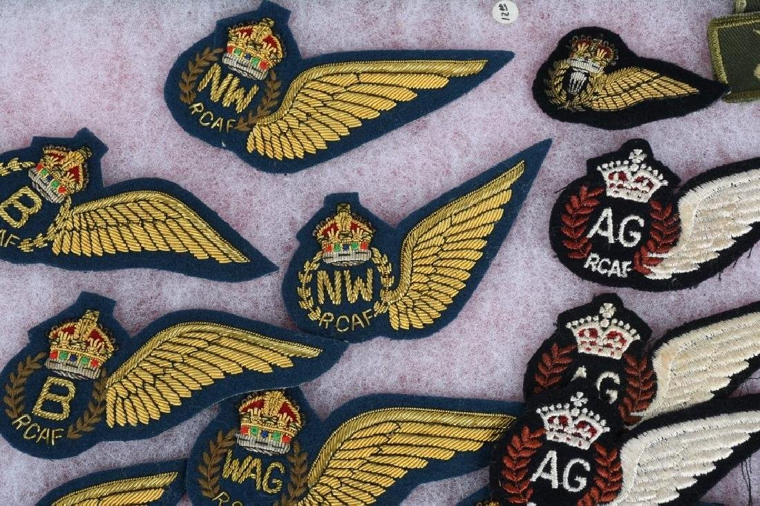 CANADIAN AIR FORCE WINGS LOT - 3