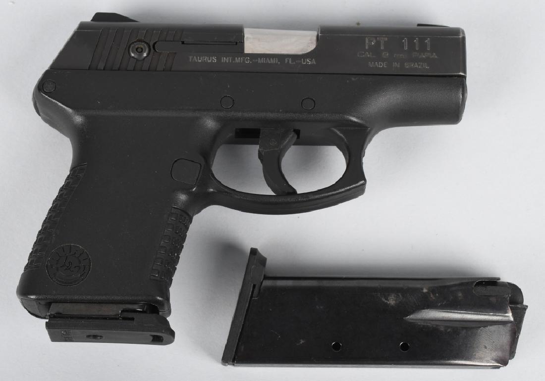 TAURUS PT111, MILLENNIUM 9mm PISTOL