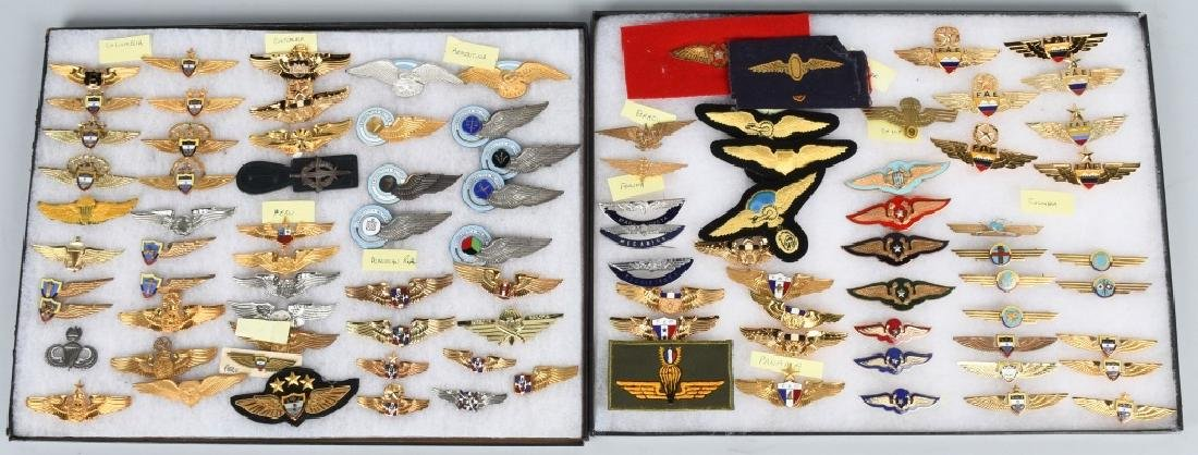 AIR FORCE INSIGNIA - CENTRAL AND SOUTH AMERICA