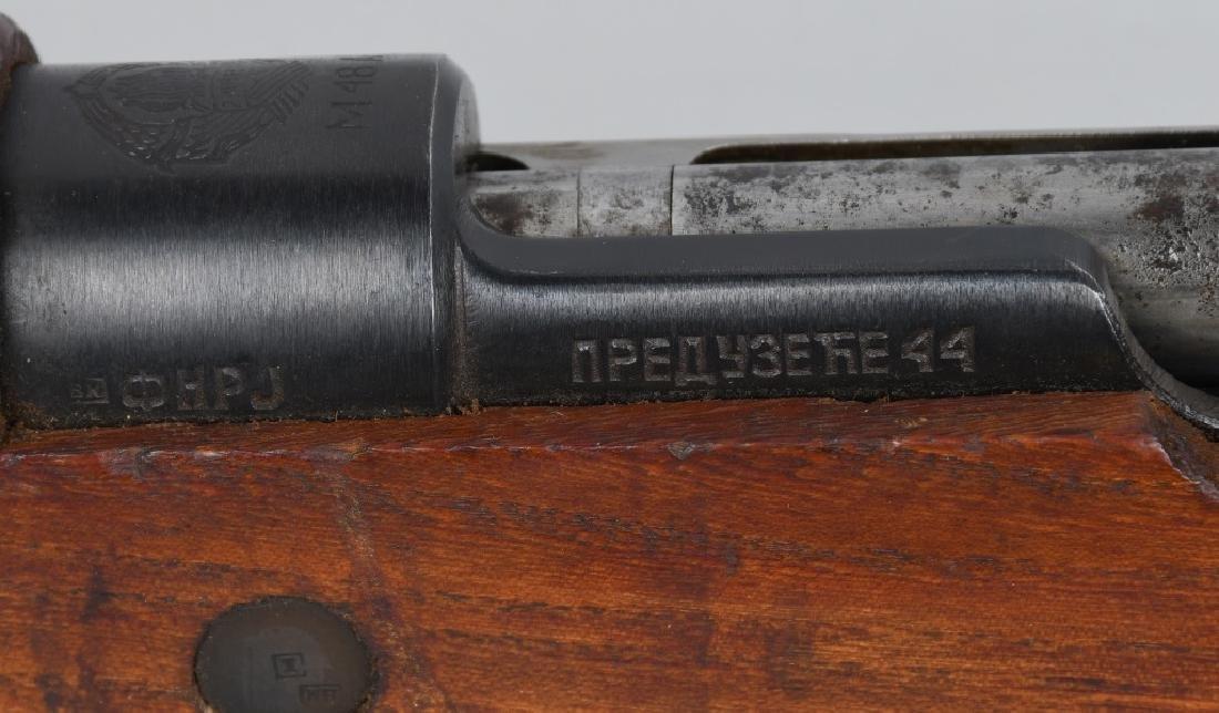 YUGOLAVIA / CROATIA M48A, 8mm BOLT RIFLE - 9
