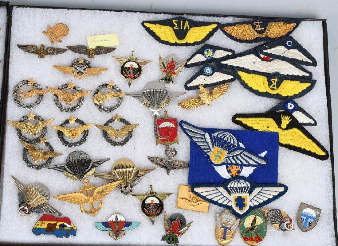 AIR FORCE INSIGNIA - EUROPEAN COUNTRIES - 2