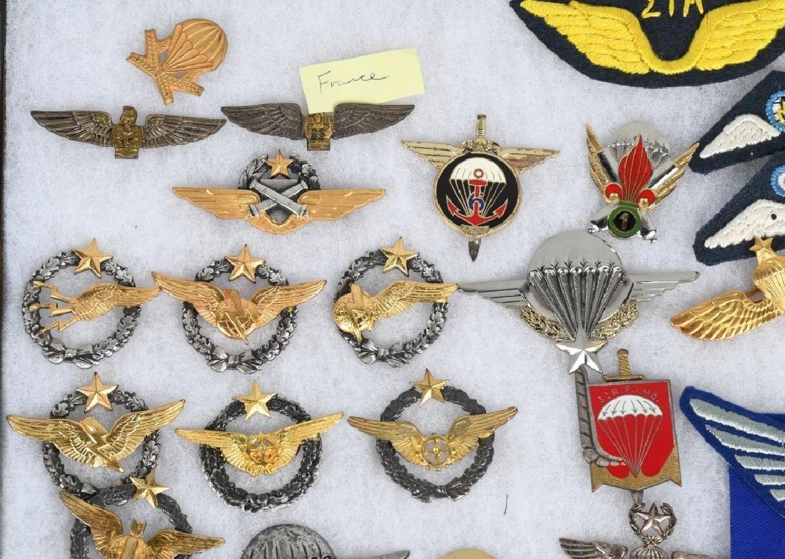 AIR FORCE INSIGNIA - EUROPEAN COUNTRIES - 4