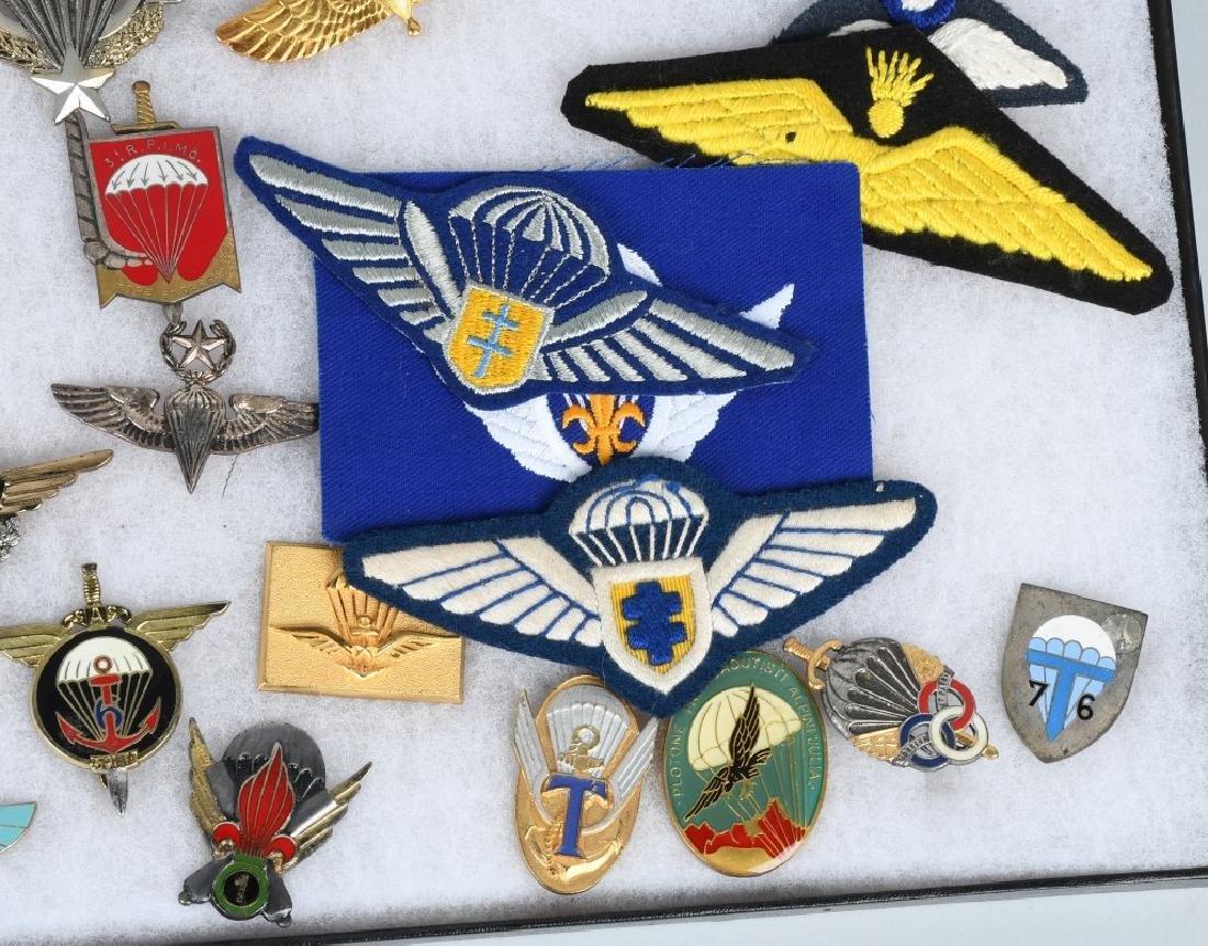 AIR FORCE INSIGNIA - EUROPEAN COUNTRIES - 6