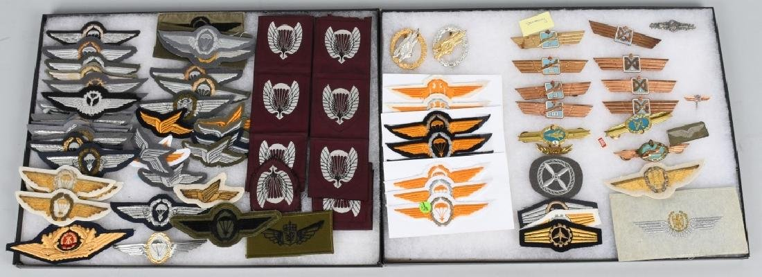 AIR FORCE WINGS & INSIGNIA - GERMANY - NORWAY