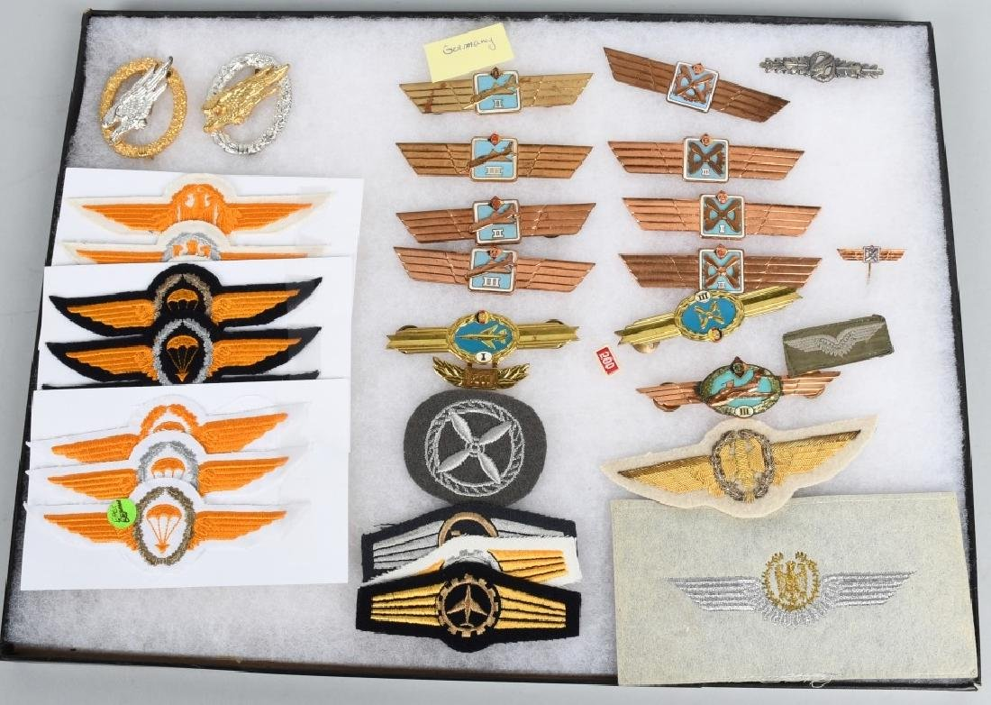 AIR FORCE WINGS & INSIGNIA - GERMANY - NORWAY - 2
